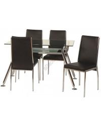 7001B-Bürocci Masa Sandalye Takımı - Masa Grubu - Bürocci