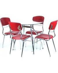 7999A-Bürocci Masa Sandalye Takımı - Masa Grubu - Bürocci