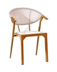 9694L-Bürocci Bahçe Sandalyesi - Sandalye Grubu - Bürocci-2