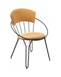 2241R-Bürocci Metal Sandalye