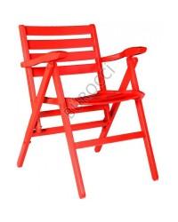 5031A-Bürocci Katlanır Cafe Koltuğu - Sandalye Grubu - Bürocci-2