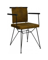 2231Q-Bürocci Metal Sandalye