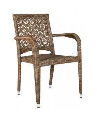 9694C-Bürocci Bahçe Sandalyesi - Sandalye Grubu - Bürocci-2